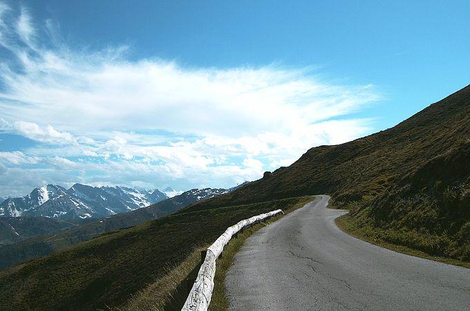 Zillertaler Höhenstraße