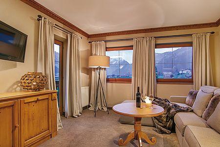 """Gemütliches Doppelzimmer """"Panorama Lounge"""""""
