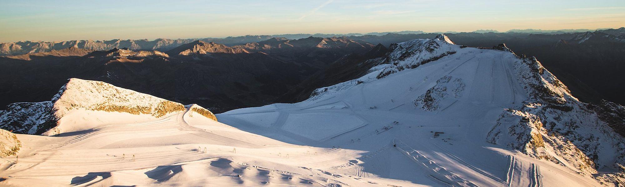 Skiing - Hintertux Glacier