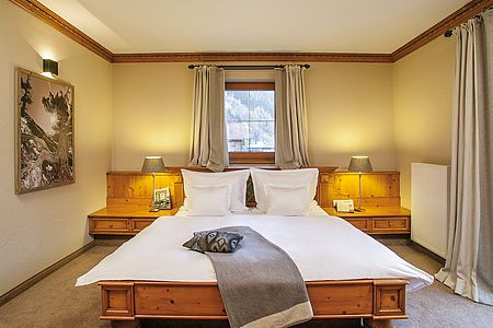 Furnished in a cozy Tyrolean style