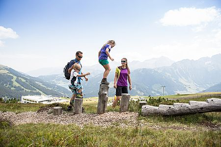 Hiking vacation in the Zillertal for the whole family