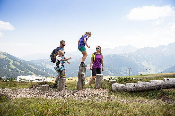 Wanderurlaub im Zillertal für die ganze Familie