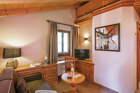 Luxus-Apartment für Alleinreisende, Zillertal