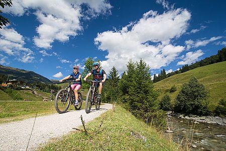 Das Zillertal ist ein Traum für jede Art von Radfahrer