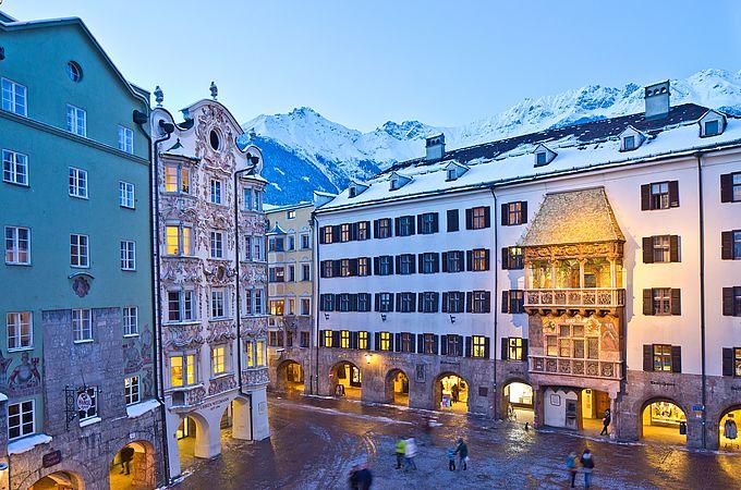 Goldenes Dachl | © Innsbruck Tourismus - Christof Lackner