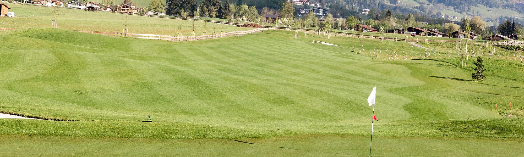 Golfplatz Zillertal Uderns