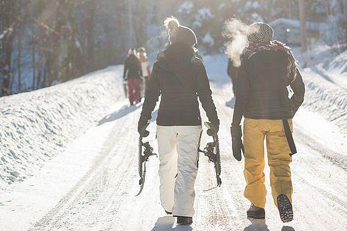 Winterurlaub Zillertal - Schneewunderland - Wellness für Body & Soul