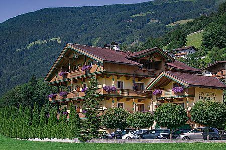 Unsere Apartment Villa Haidacher - abseits vom alltäglichen Stress