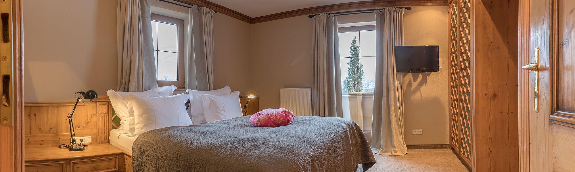 Zimmer RelaxSuite 203 im Apartment Haidacher