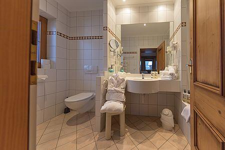 Moderne Badezimmer für Ihren Urlaubskomfort
